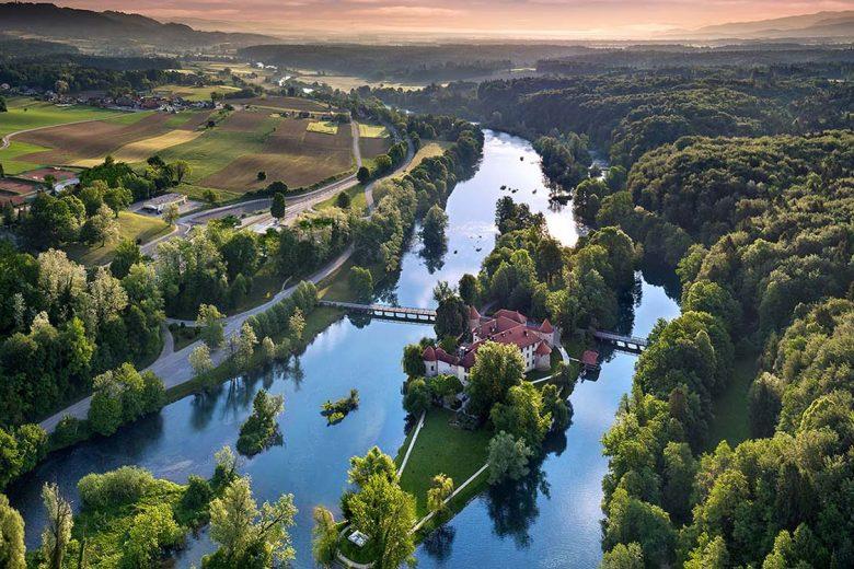 Slovenia_Otocec_Hotel Grad Otocec