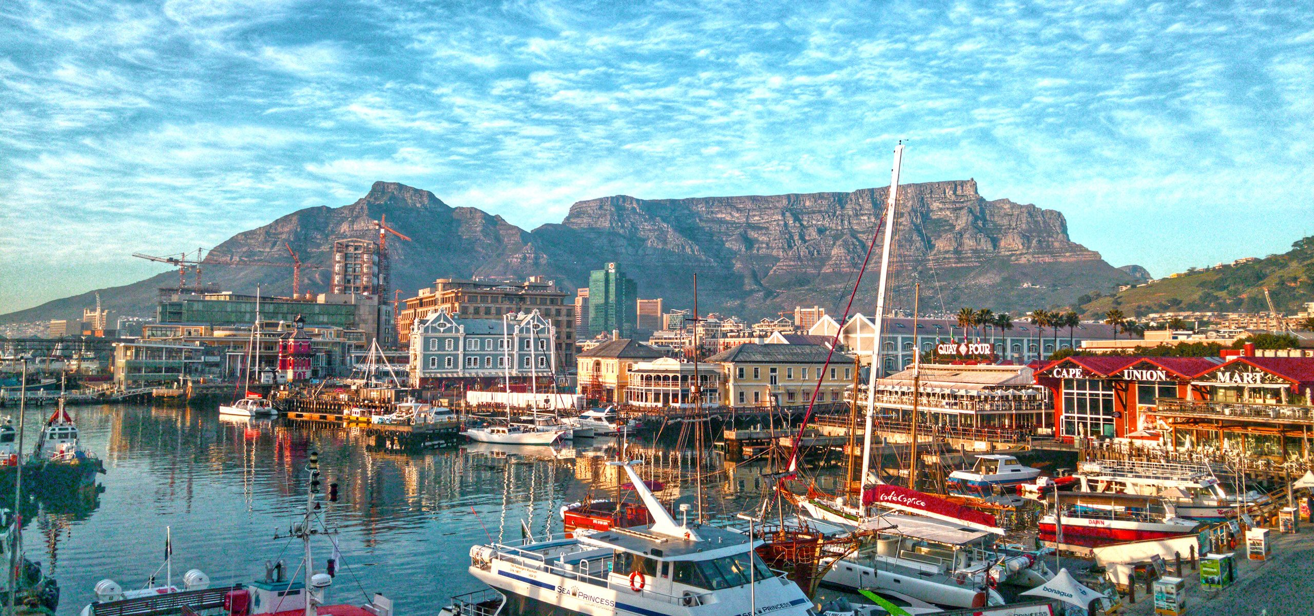 South Africa-Table Mountain