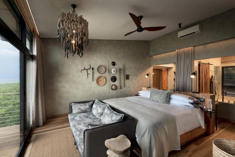 Zimbabwe_Bumi Hills Bedroom