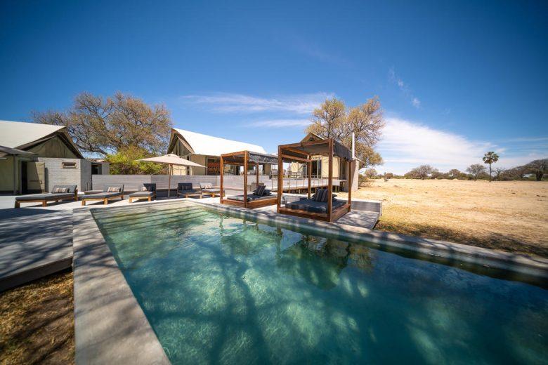 Zimbabwe_Linkwasha Camp Pool