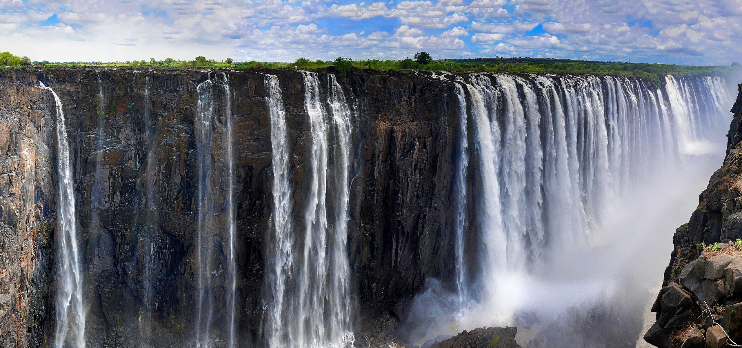 Zimbabwe_Victoria Falls