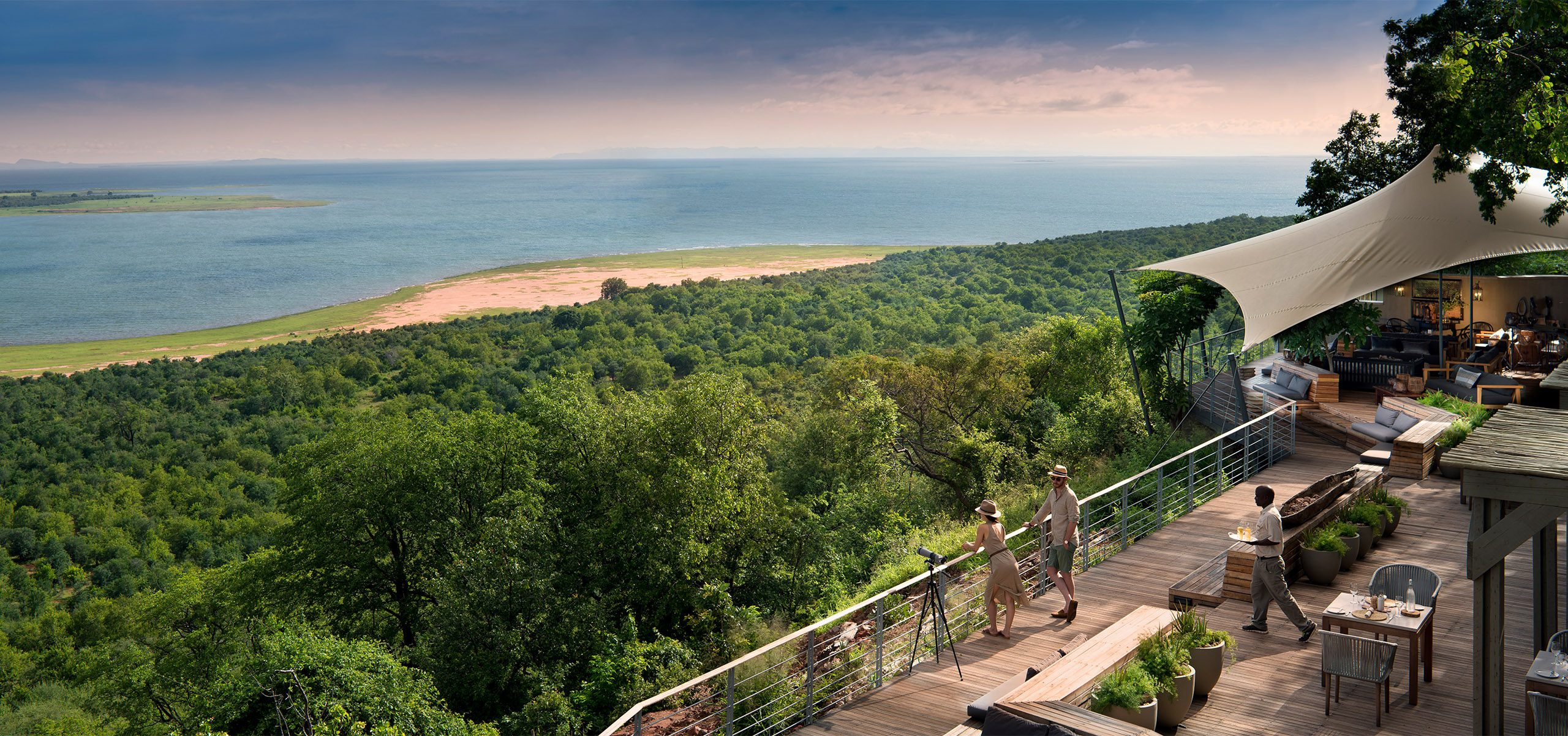 Zimbabwe - Lake Kariba - Bumi Hills