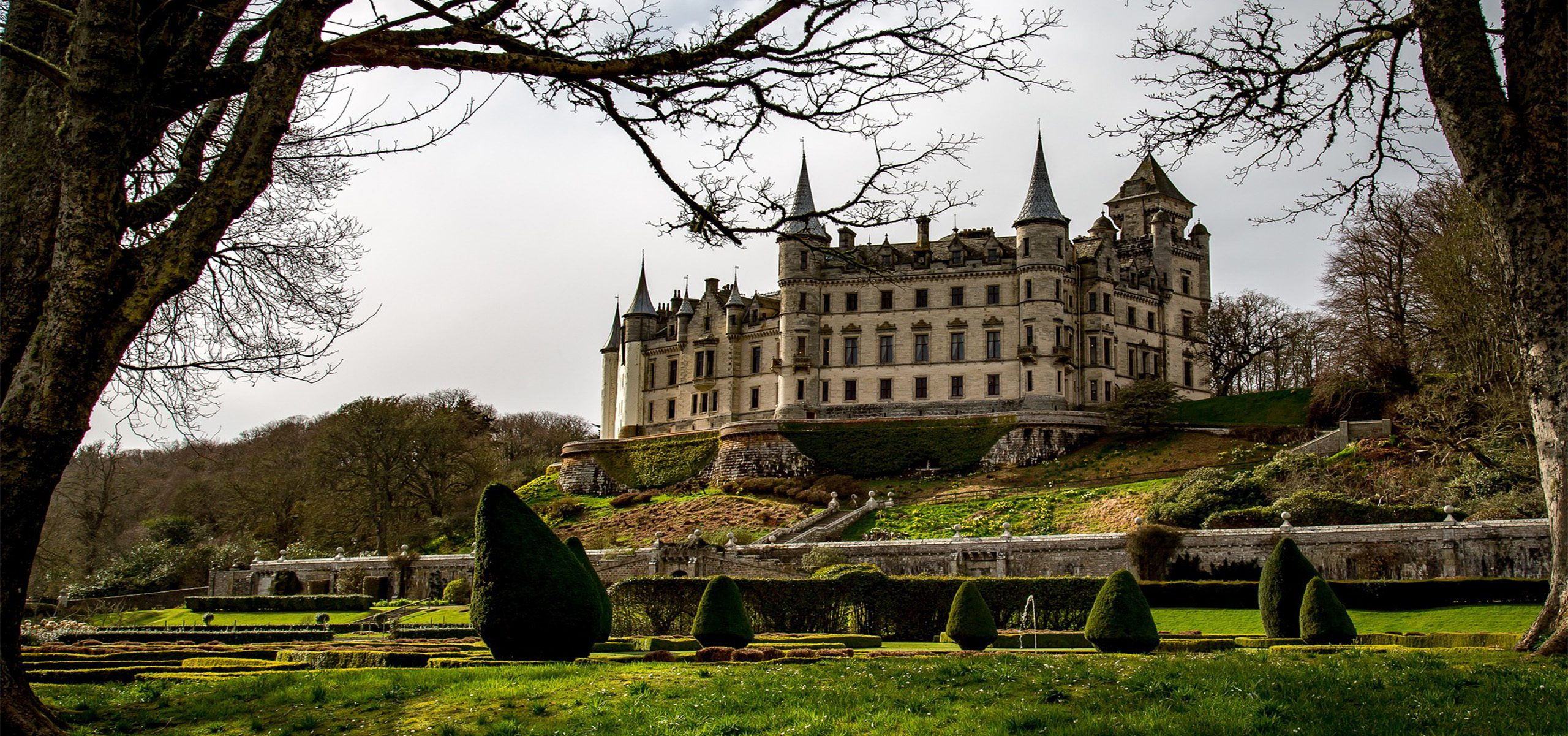 Scotland - Dunrobin Catsle