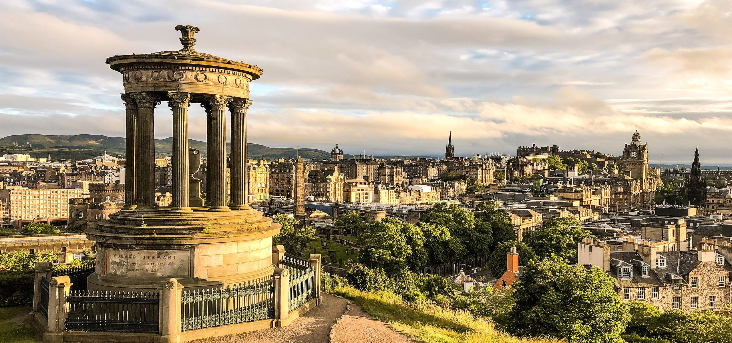 Scotland - Edinburgh - Calton Hill