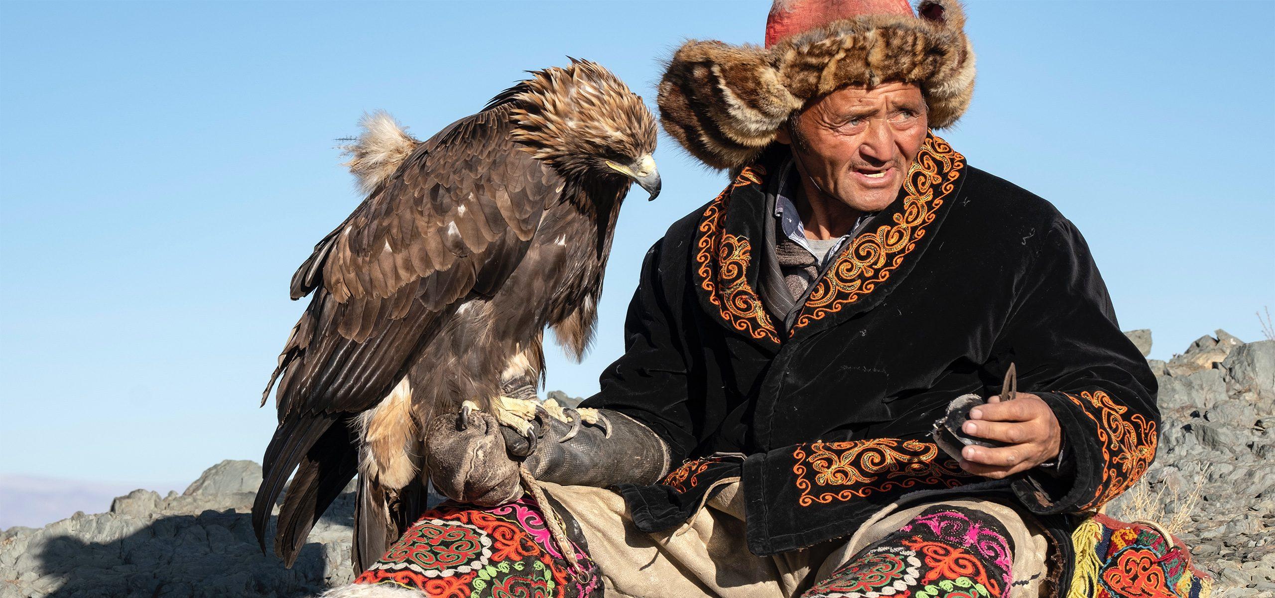 Mongolia - Eagle Hunter