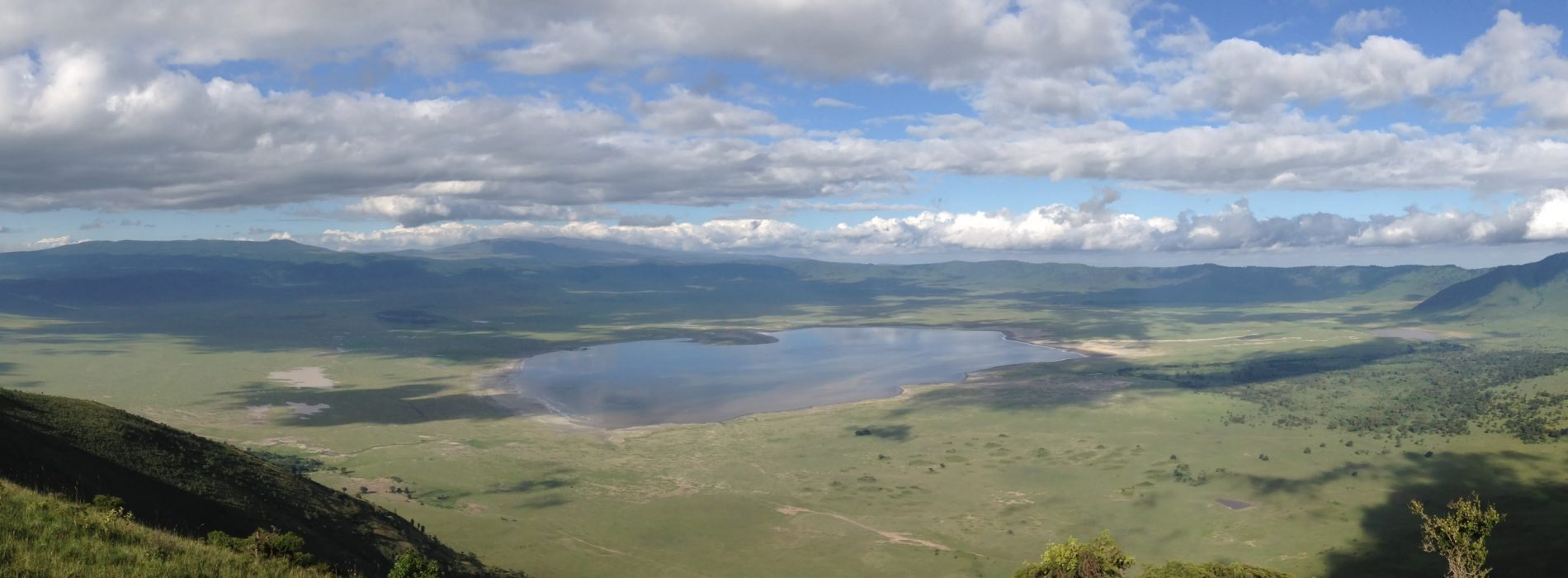Tanzania_Ngorongoro Crater_The View