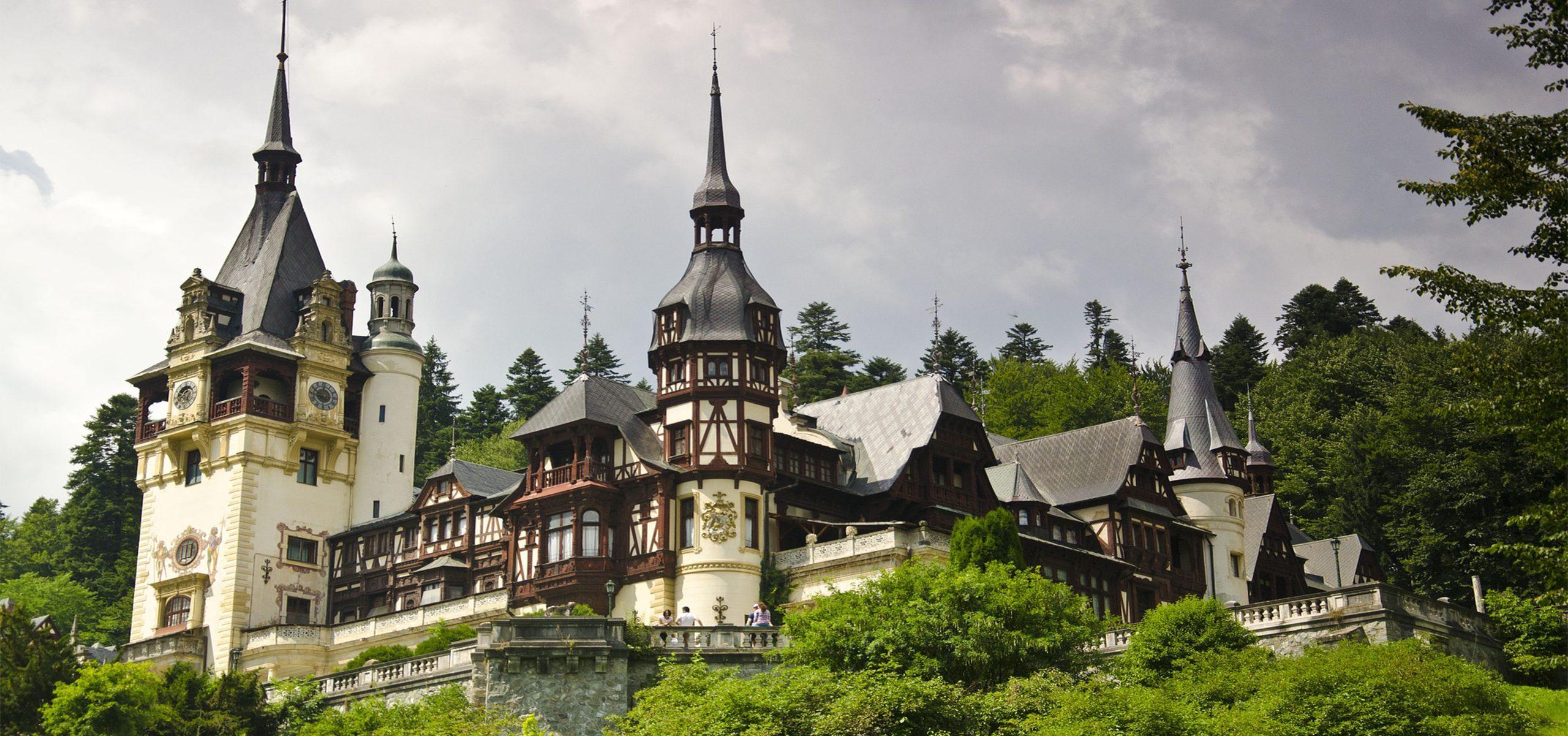 Romania - peles-castle