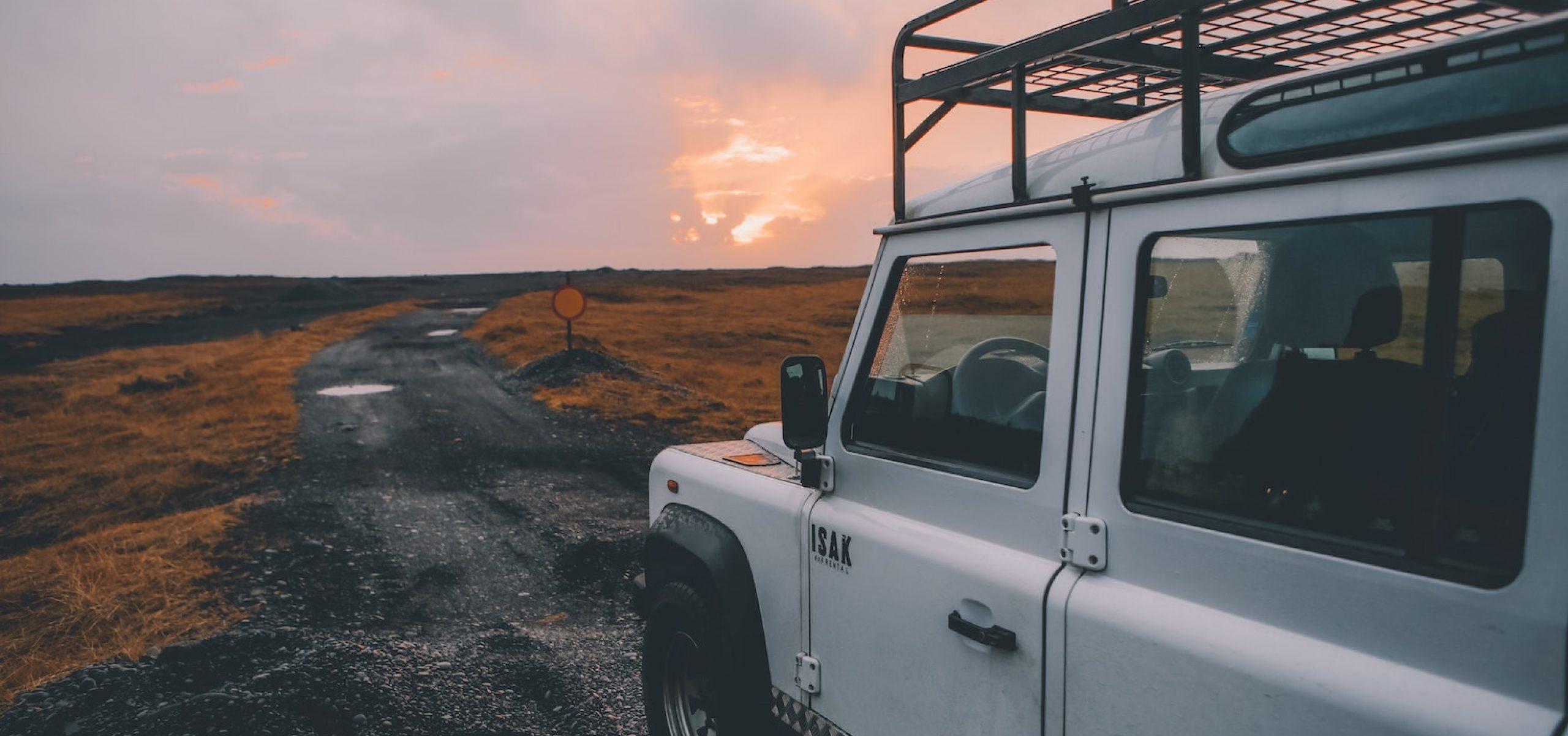 Iceland-Jeep Tour