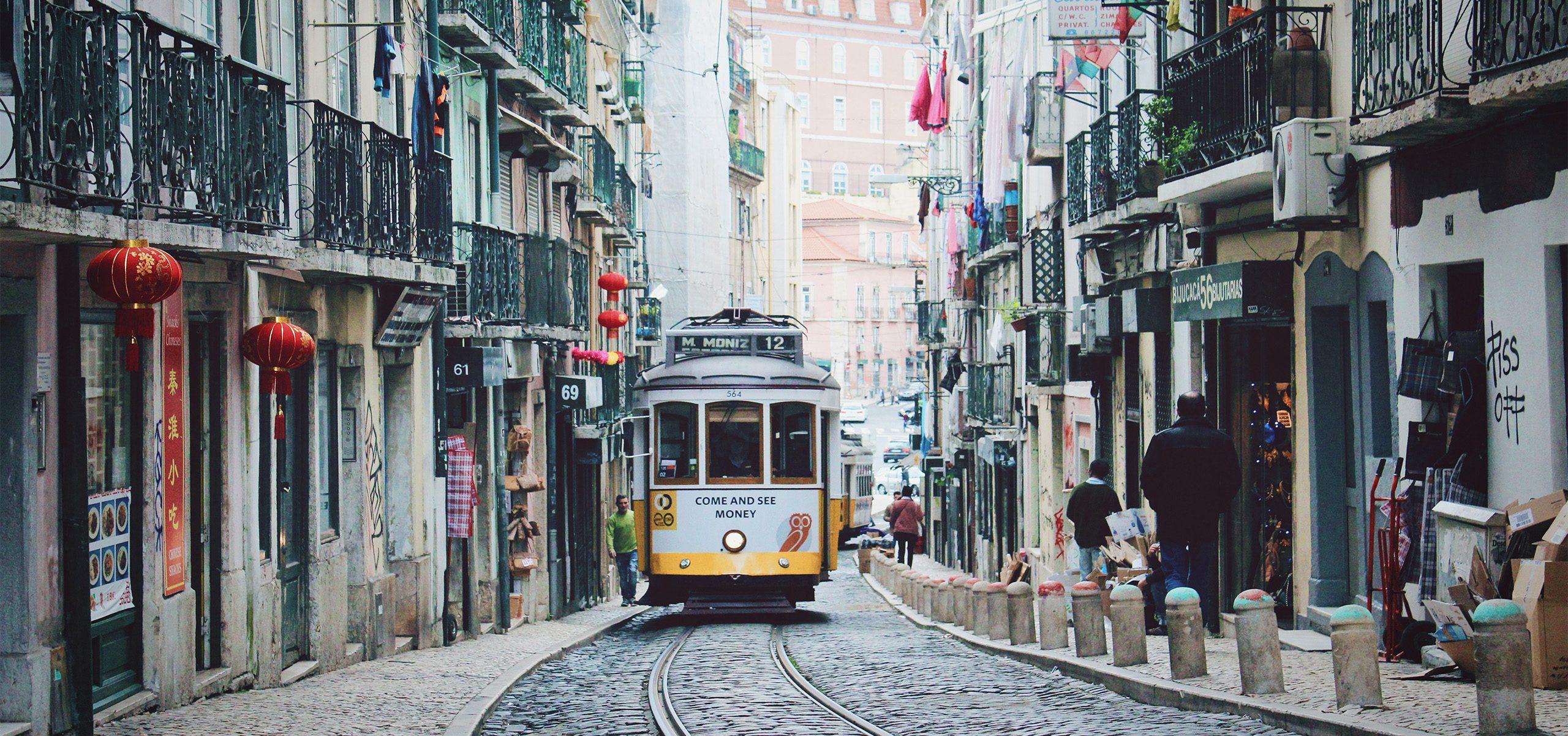 Portugal - Lisbon - Tram